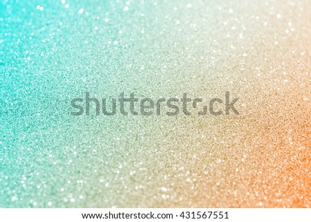 rainbow and pastel glitter texture abstract background - stock photo