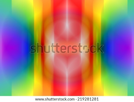 rainbow colors,abstract background - stock photo