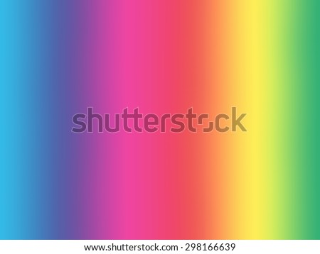 Rainbow gradient- colorful abstract texture for background - stock photo