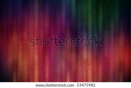 Rainbow lights - stock photo