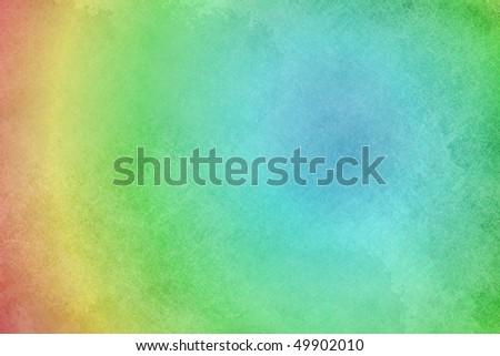 rainbow tie-dye groovy texture background - stock photo