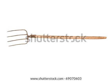 rake - stock photo