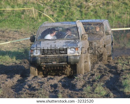 rally off-road race