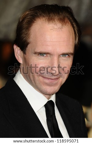 "Ralph Fiennes at the premiere for ""Great Expectations"" being shown as the closing film of the London Film Festival 2012, Odeon Leicester Square, London. 21/10/2012 Picture by: Steve Vas"