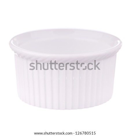 Ramekin Bowl; Unsharpened file