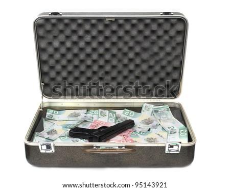 Ransom - stock photo
