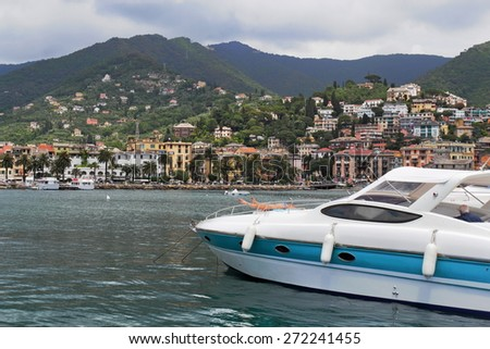 Rapallo - stock photo