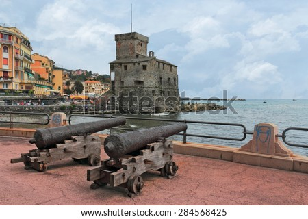 Rapallo - stock photo