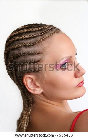 Stupendous Rasta Hair Stock Photos Royalty Free Images Amp Vectors Shutterstock Short Hairstyles Gunalazisus