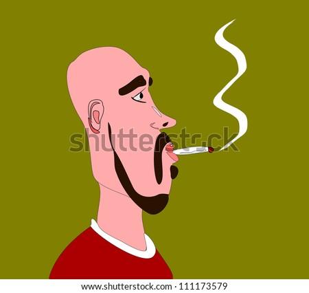 Hookup a man who smokes pot