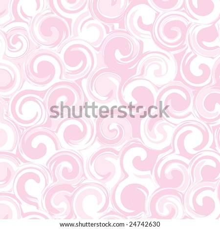 raster version of swirly pattern