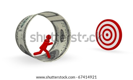 Rat race stock photos illustrations and vector art