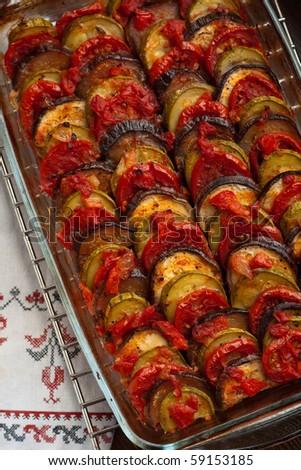 Ratatouille - stock photo