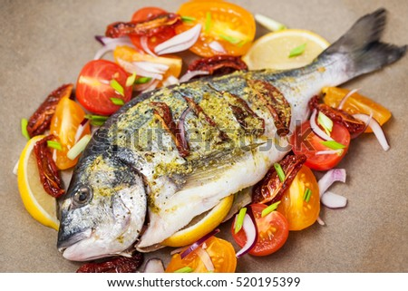 how to cook bream fish in a pan