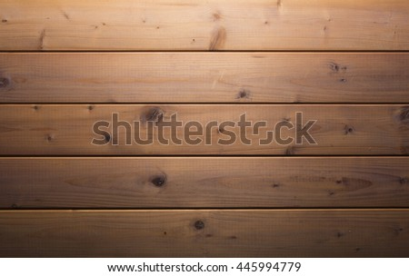 raw wooden background - stock photo