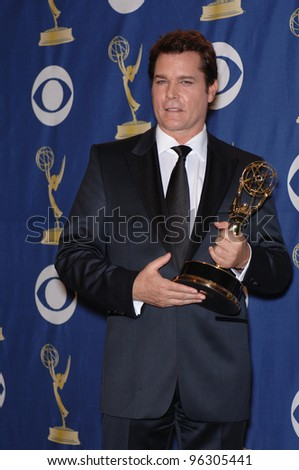 RAY LIOTTA at the 57th Annual Primetime Emmy Awards in Los Angeles. September 18, 2005  Los Angeles, CA.  2005 Paul Smith / Featureflash
