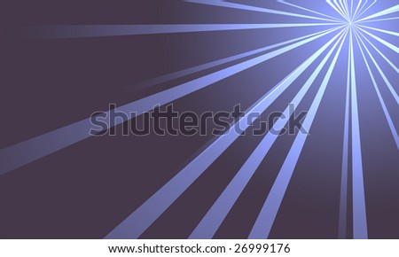 Rays of light. Abstract background. - stock photo
