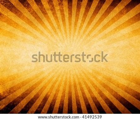 rays pattern background - stock photo