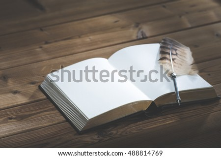 reading book