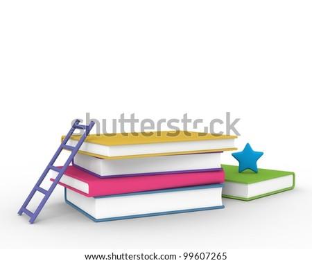 Reading Friends School(behind) - stock photo