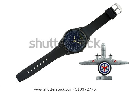 Ready to go - stock photo