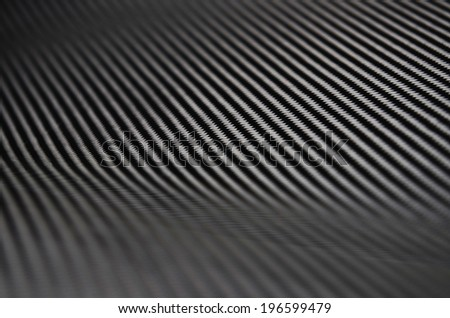 real carbon fiber background. Industrial carbonfber texture - stock photo