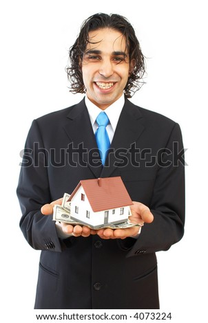 real estate - stock photo