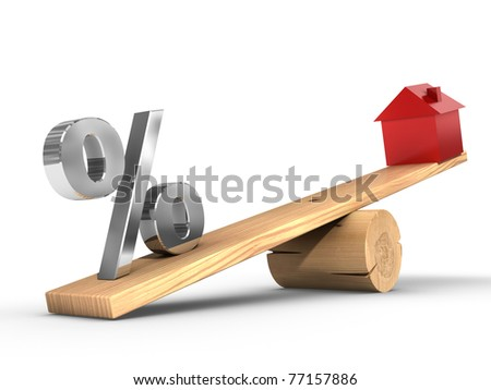 Real Estate. - stock photo