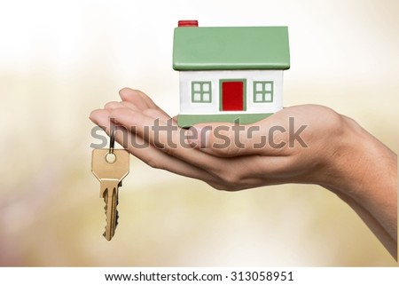 Real Estate Offer. - stock photo
