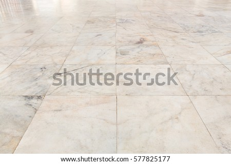 Real Marble Floor Tile Pattern For Background