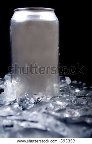 Real Refreshing Drinks - stock photo