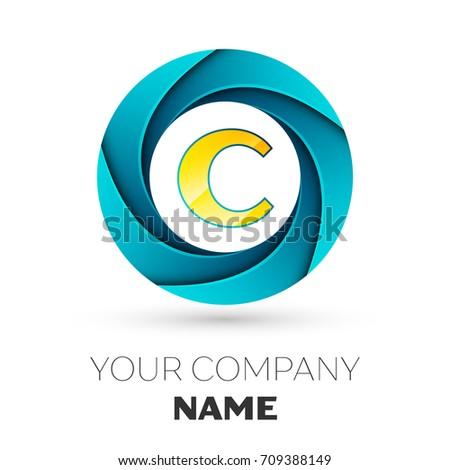 Logo Letter 3d C