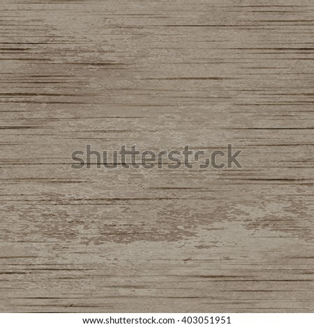 Realistic seamless natural dark wood texture floor or background - stock photo
