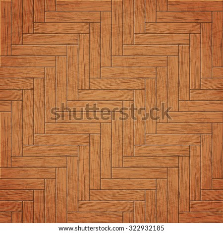 Realistic wood texture, background from boards, illustration