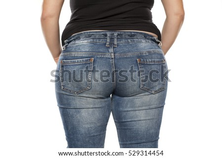 Fat Woman Jeans