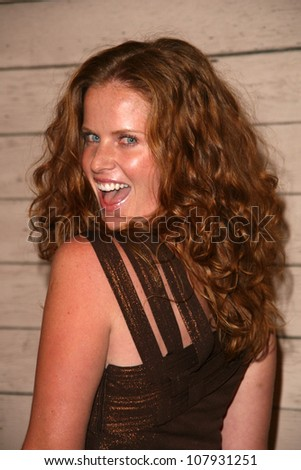 Rebecca Mader  at Maxim's 2008 Hot 100 Party. Paramount Studios, Hollywood, CA. 05-21-08