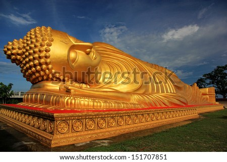 reclining buddha statue in wat l&ho at songkhla in thailand & Reclining Buddha Stock Images Royalty-Free Images u0026 Vectors ... islam-shia.org