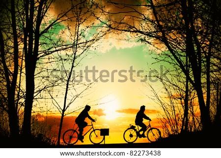 Recreation - stock photo