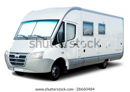 Recreational Vehicle - stock photo