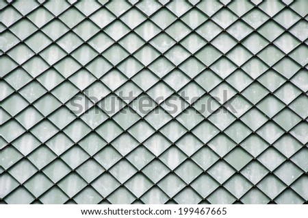 Rectangular pattern - stock photo