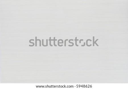 Rectangular white ceramic tile - stock photo