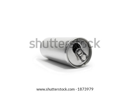 Recycle can - stock photo