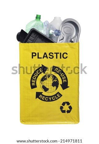 Recycle Container - stock photo