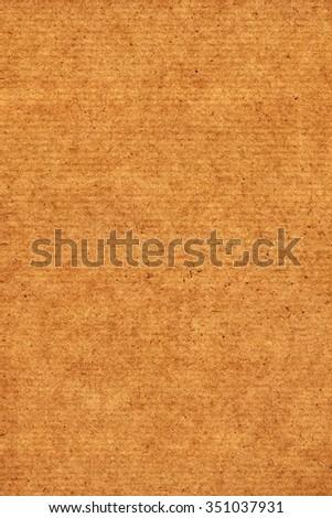 Recycle Stripe Brown Paper, Coarse Grain, Grunge Texture Sample. - stock photo