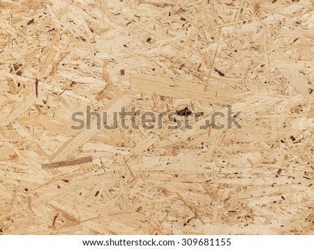 Recycle wooden board texture background - stock photo