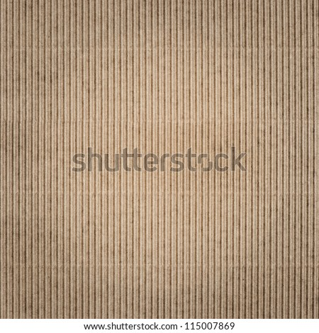 recycled nature colored cardboard paper texture. abstract background - stock photo