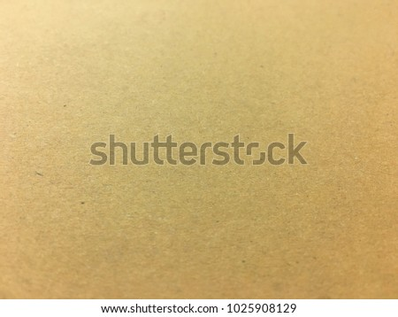 Recycled paper, Cardboard texture background blur