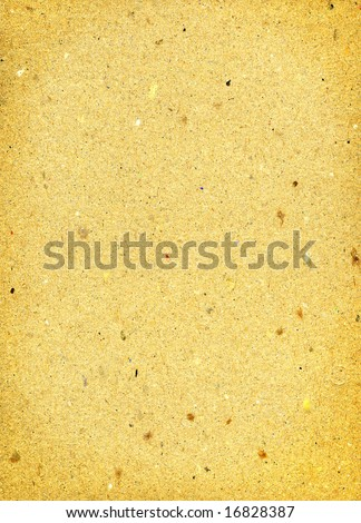 Recycled Paper texture background - stock photo