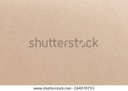 Recycled paper texture background in light red brown tone - stock photo