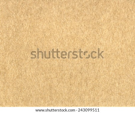 Recycled paper texture closeup background. - stock photo